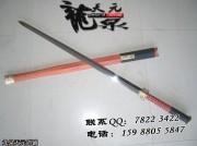 铜装红木四面汉剑|汉剑|高碳钢|★★★|