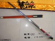 红木八面汉剑|汉剑|花纹钢|八面汉剑|★★★|