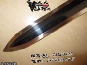 古法黑八面汉剑|汉剑|花纹钢|★★★★|
