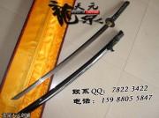 鱼皮鞘地肌烧造武士刀|武士刀|花纹钢|★★★★|标准长度