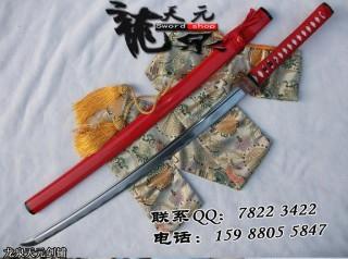 长红武士刀|武士刀|普及类|中碳钢|★★|