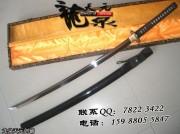 高碳钢铁镡武士刀|武士刀|高碳钢|★★★|标准长度