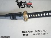 君子竹中款武士刀|武士刀|普及类|中碳钢|★|