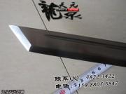 漆鞘素唐刀|唐刀|中碳钢|★★★|