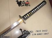 金龙斩武士刀|武士刀|普及版|中碳钢|★★|标准长度