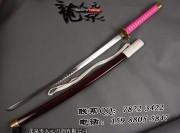死神草鹿八千流刀|cosplay|动漫刀剑|日本武士刀
