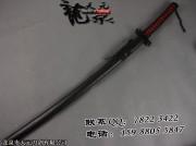 天锁斩月|cosplay|动漫刀剑|日本武士刀