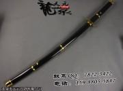 雪走|cosplay|动漫刀剑|日本武士刀