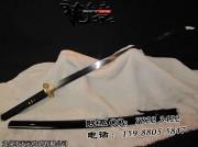 金叶武士刀|武士刀|普及版|中碳钢|★★|