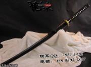 浪心剑客武士刀|武士刀|中碳钢|★|普及版