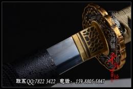 海浪精工烧刃打刀|武士刀|高碳钢|★★★★