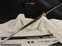 秀田直造武士刀|武士刀|高碳钢|★★★