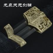 经典中双槽汉剑|汉剑|高碳钢|★★★|