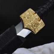 铜装四神兽装四面汉剑|汉剑|高碳钢|★★★|