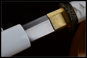 白雪菊花唐刀|唐刀|高碳钢|★★
