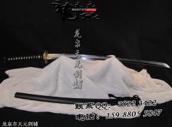 地肌化妆研普装版|武士刀|花纹钢|★★★★