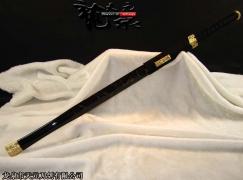 清光磨大漆鞘八面汉剑|汉剑|手锻花纹钢|★★★★