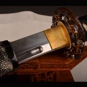 魅影鹈首造武士刀|武士刀|花纹钢烧刃|★★★