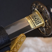 机折化妆研武士刀|武士刀|花纹钢|★★★