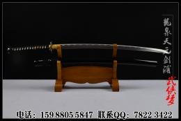 盘龙普及版武士刀|武士刀|中碳钢|★★|