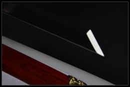 红木款简装唐刀|唐刀|高碳钢|★★