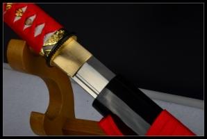 红影机折切刃唐刀|唐刀|中碳钢|★★