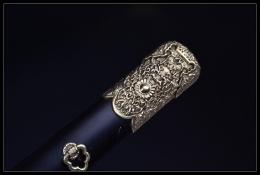 龙泉豪华唐剑|花纹钢|唐剑|★★★