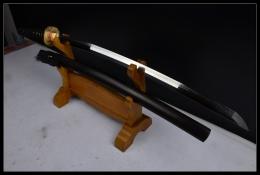 精品丁字纹烧刃武士刀|日本武士刀|★★★★
