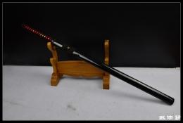 丹影武士直刀|高碳钢烧刃|武士刀|★★