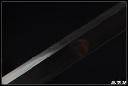 手锻钢夹钢素唐刀|花纹钢夹钢|★★★★