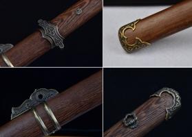 基础唐剑|花纹钢|唐刀剑|★★