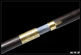 手杖剑之铜头富贵|龙泉宝剑|★★★