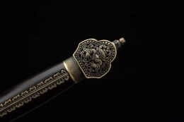 永乐剑|花纹钢|龙泉宝剑|★★★★