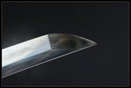 禾木兼元花纹钢烧刃打刀|花纹钢|武士刀|★★★★