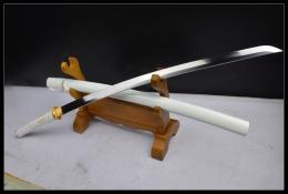 雪影金竹日本打刀|高碳钢|武士刀|★★