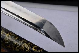 金丝九流烧刃打刀|高碳钢|武士刀|★★★
