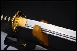 鹈首造双色菊打刀|中碳钢|武士刀|★★