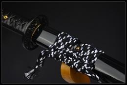 黑古旋风武士刀打刀|高碳钢|武士刀|★★