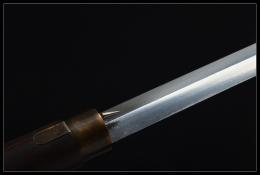 手杖剑之铜头富贵做旧款|龙泉宝剑