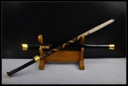 出云龙汉剑不开刃