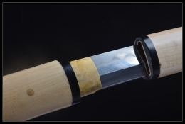 甲伏锻素锋一体武士刀|花纹钢包钢烧刃|武士刀|★★★★