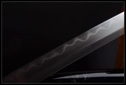 基础花纹钢烧刃武士刀|花纹钢|武士刀|★★