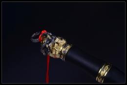 阴阳玄武剑|花纹钢|明清剑|★★