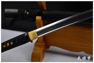 切造烧刃武士刀|高碳钢|武士刀|★★★