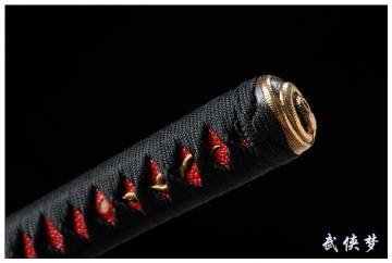 大蛇t10烧刃武士刀|高碳钢|武士刀|★★★★