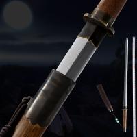 素清剑|花纹钢|龙泉剑