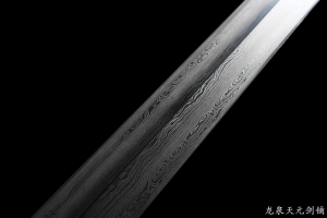 龙威宝剑|花纹钢|龙泉剑|硬剑