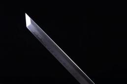回纹宽刃唐刀|t10是通过烧刃|唐刀