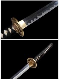 山猛化妆研武士刀|武士刀|高碳花纹钢