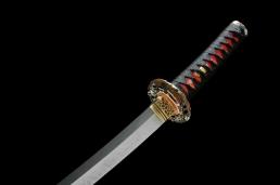乱焰肋差武士刀|武士刀|高碳钢|★★★★